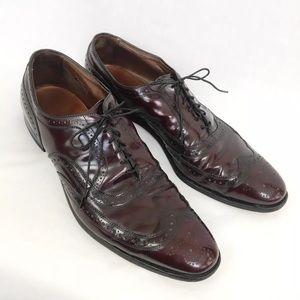 Allen Edmonds McAllister 14 A Wingtip Oxford Shoes